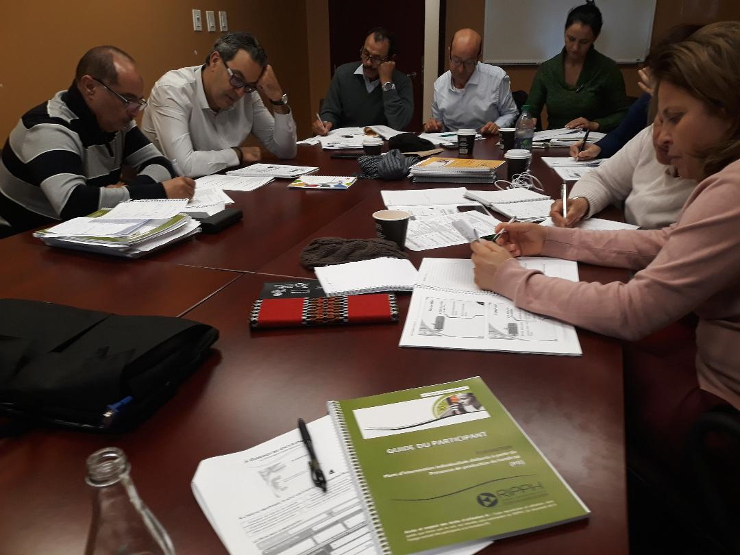 Formation Equipe DGPS MAS Tunisie 10