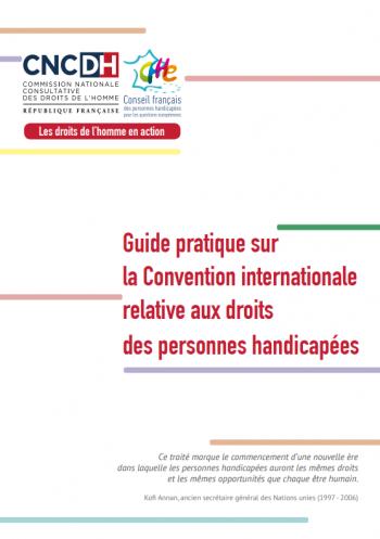 Guide pratique sur la convention-couv